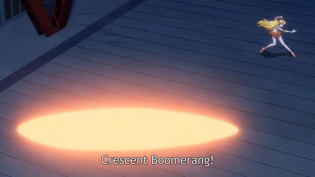 Crescent Boomerang!