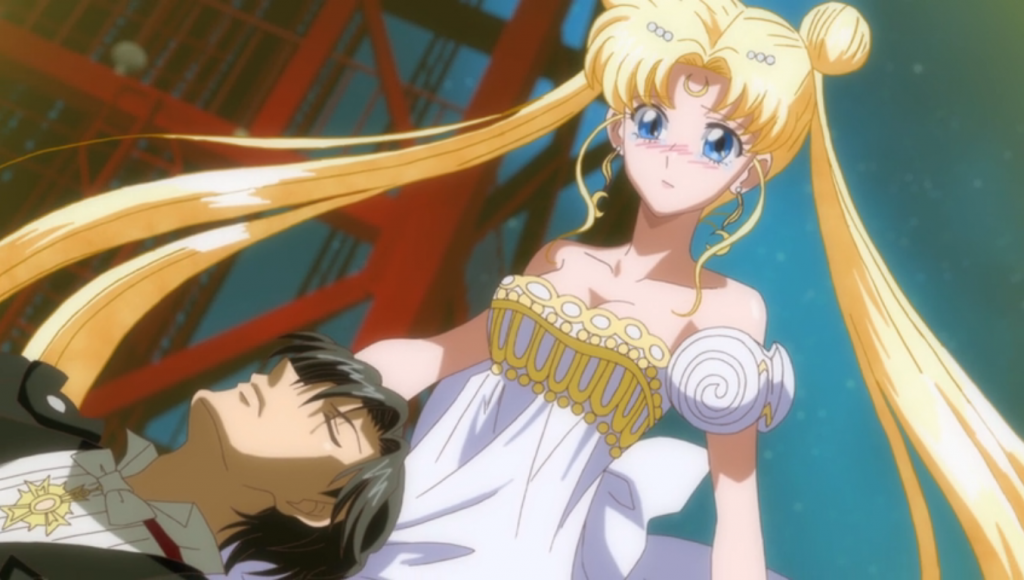 Sailor Moon is the real Princess Serenity?!